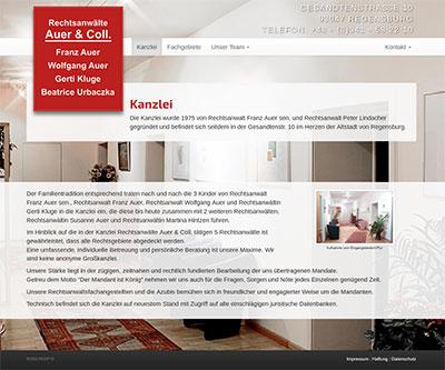 Kanzlei - Rechtsanwälte Auer & Coll. Regensburg